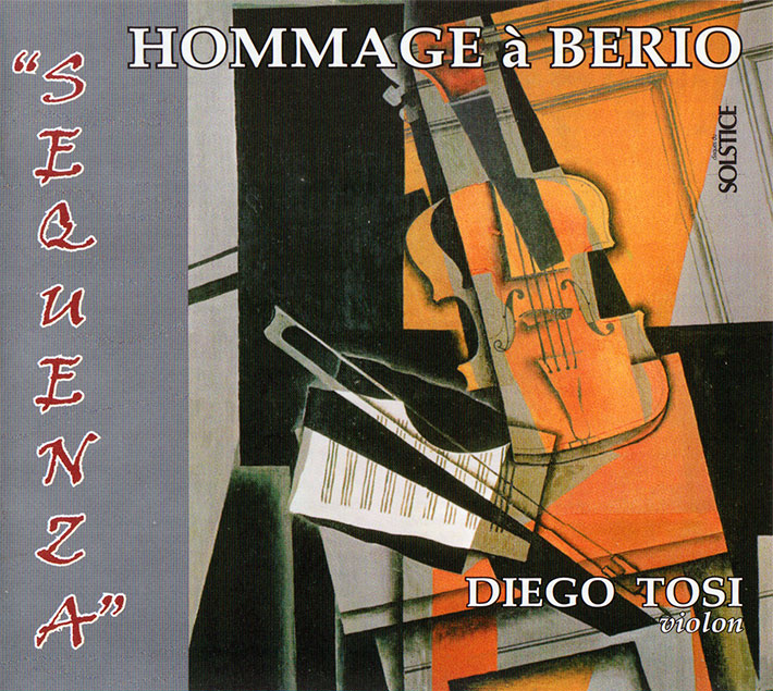 Diego Tosi : Sequenza - Hommage à Berio