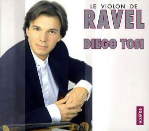 Diego Tosi : le Violon de Ravel