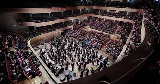 Auditorium Bordeaux