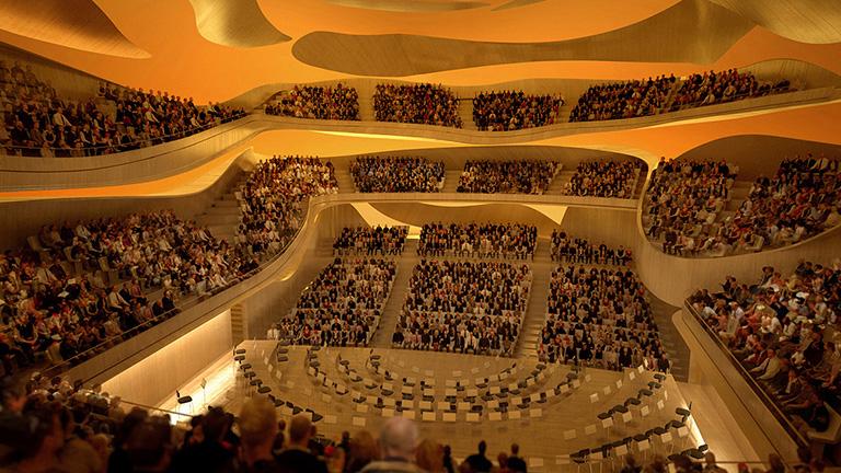 Grande salle (Philharmonie de Paris)