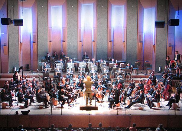 Salle des concerts - Philharmonie de Paris