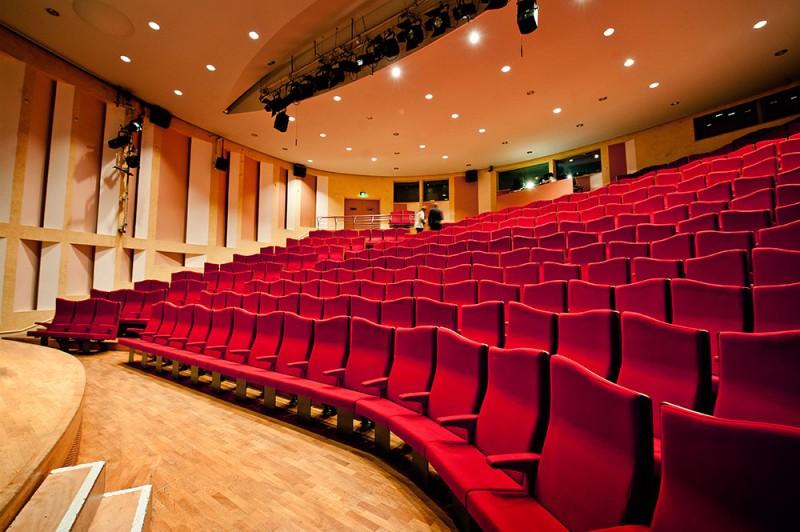 Amphithéâtre Philharmonie 2