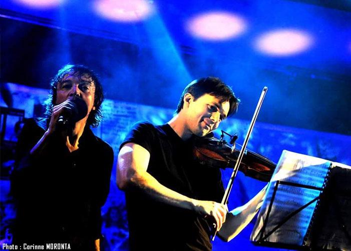 Concert Cali et Diego Tosi