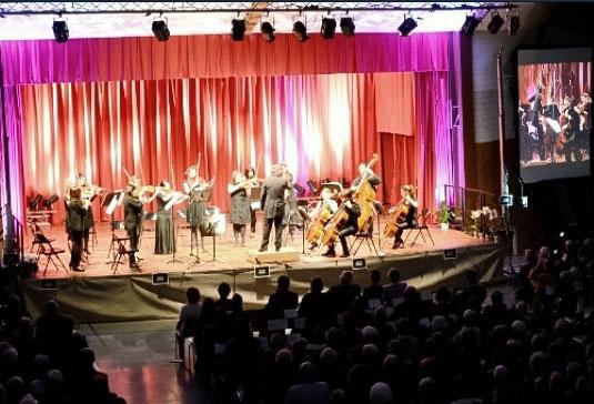 Concert Villeneuve de la Raho