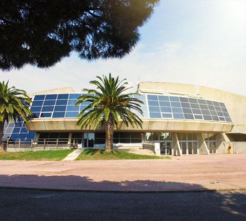 Parc des expositions à Perpignan