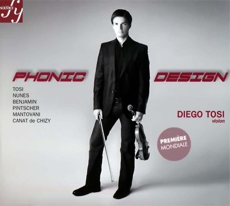 Phonic Design : Diego Tosi