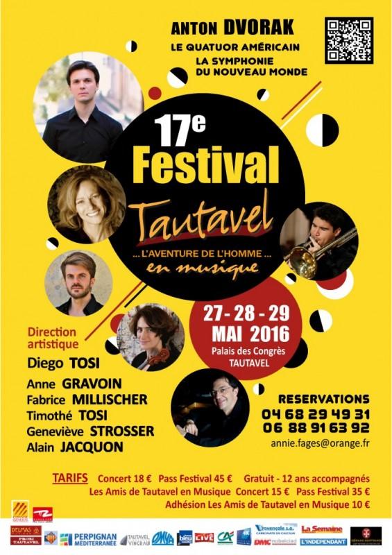 17e Festival Tautavel 2016