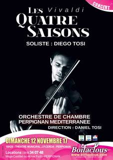 Diego Tosi à Perpignan