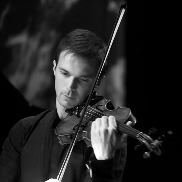 Violon virtuose Diego Tosi