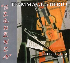 Diego Tosi : Sequenza - Hommage à Berio