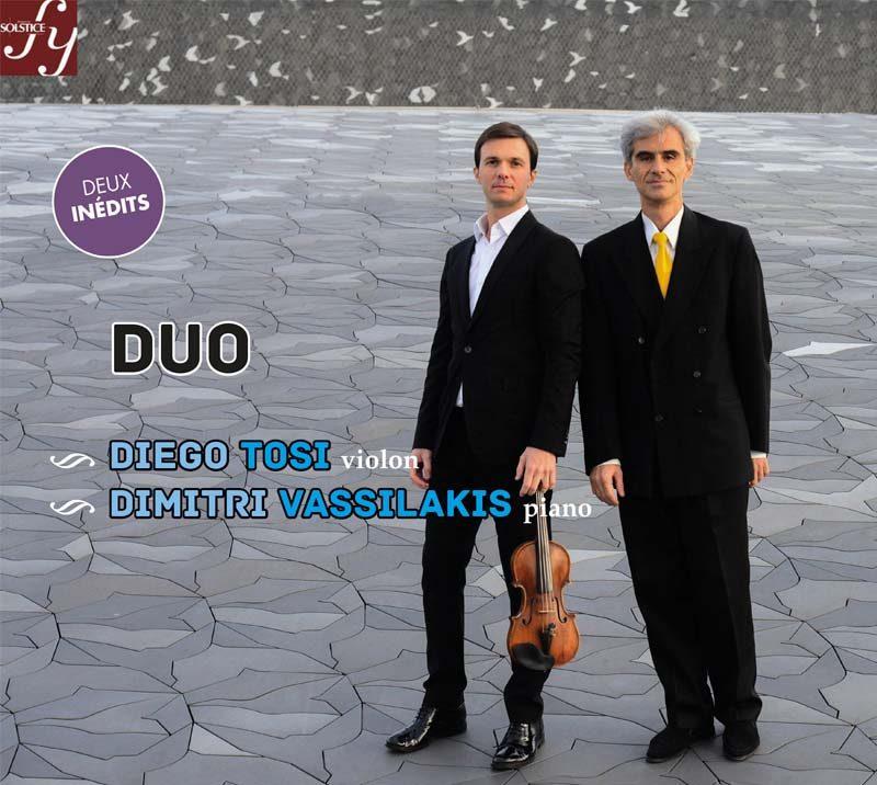 Duo : Diego Tosi & Dimitri Vassilakis